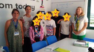 Συνεργασία με το πρόγραμμα Global Volunteers